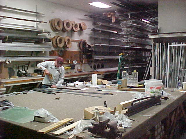 glass and mirror shop Custom Work – Marion Glass and Mirror glass and mirror shop